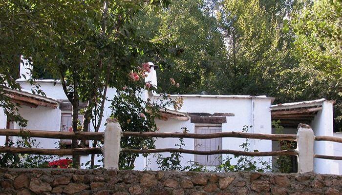 Camping Balcón de Pitres