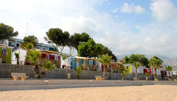 Camping La Masia Tarragona