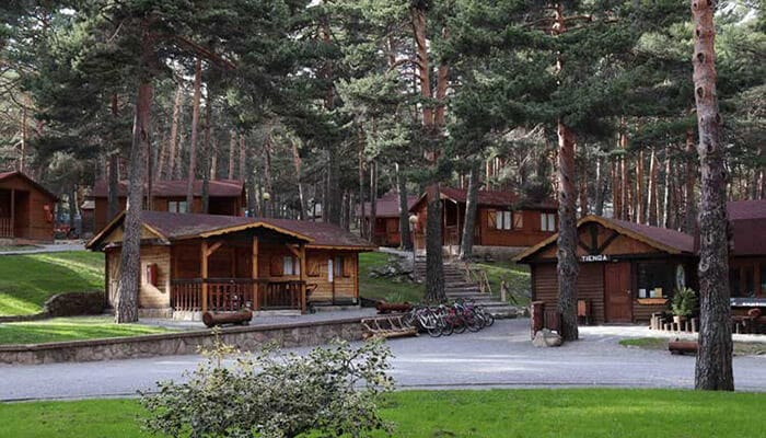 Camping Valle Enmedio