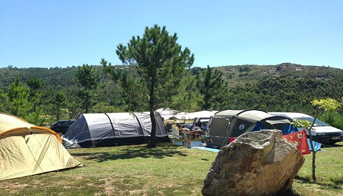 Camping la Cascada