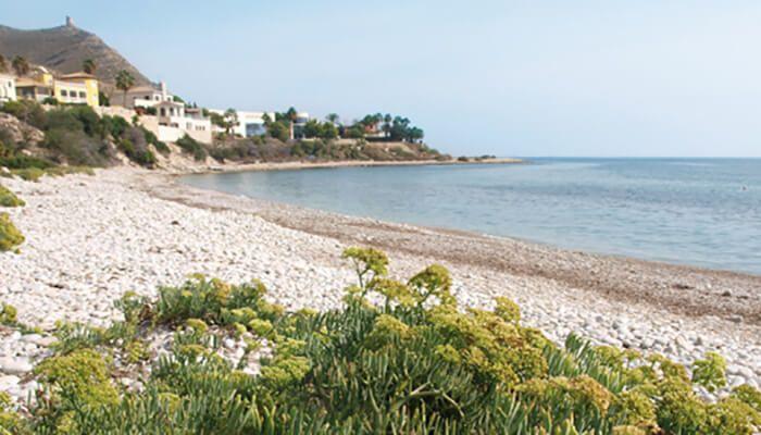 Playa Barranc D'Aigües