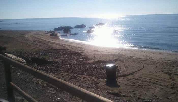 Playa Benalcan