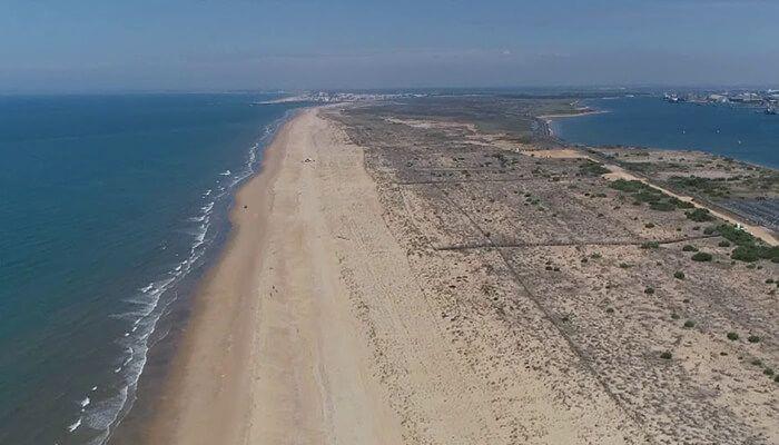 Playa El Espigón