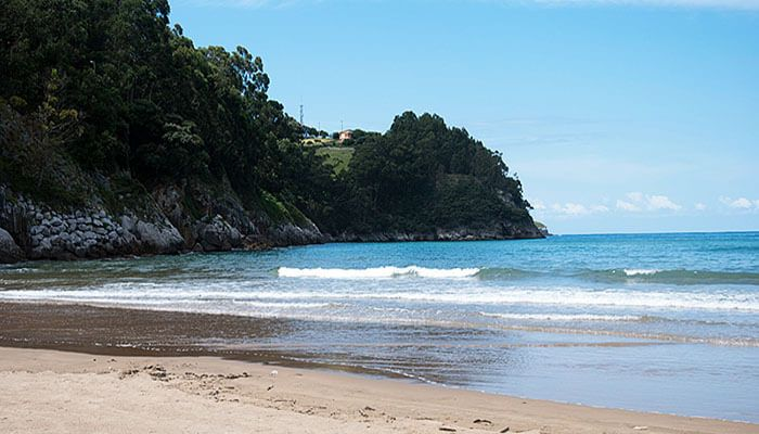 Playa Muelle Oriñón