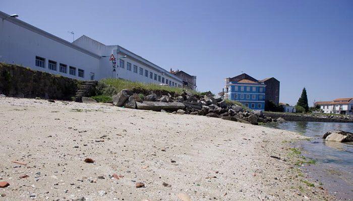 Playa O Castelete