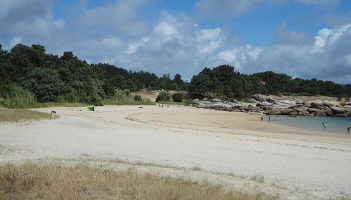 Playa O Espiño