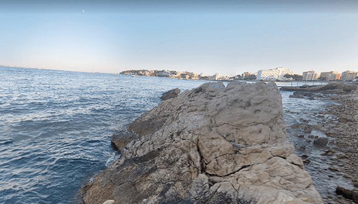 Playa Punta des Marroig