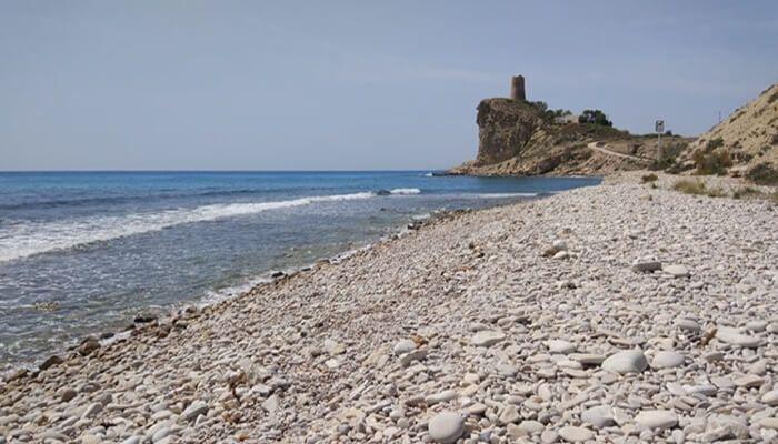 Playa Vilera del Xarco