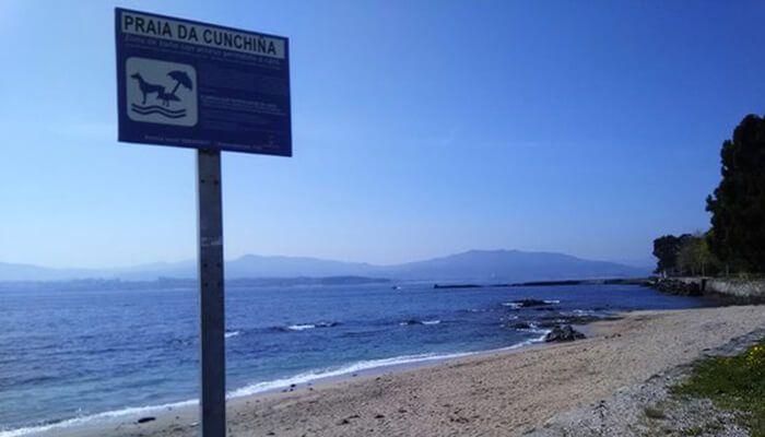 Playa da Cunchiña