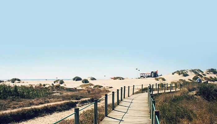 Playa da Ramalha Sul