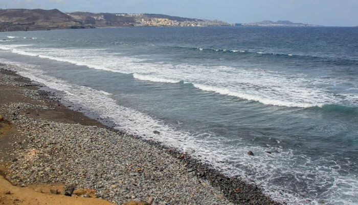 Playa de Bocabarranco