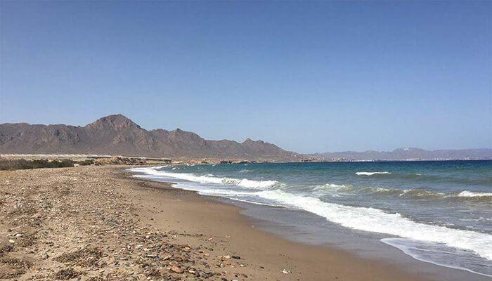 Playa de Covaticas