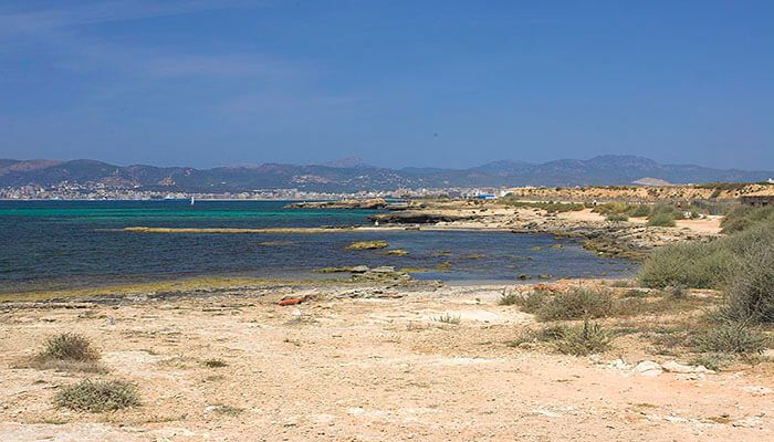 Playa de Es Carnatge