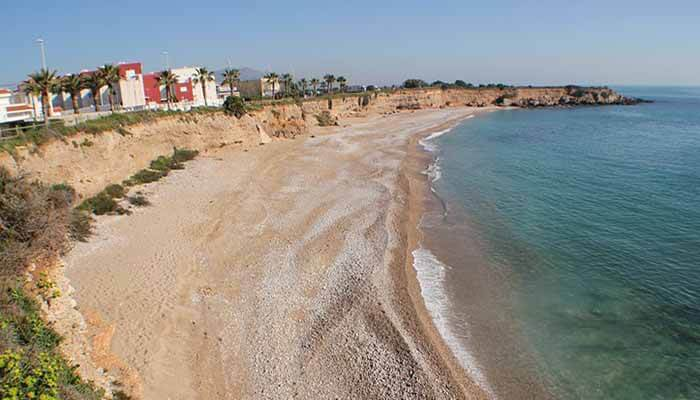 Playa de Les Llanetes