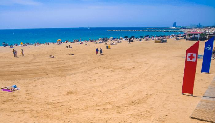 Playa de Llevant (ZONA HABILITADA)