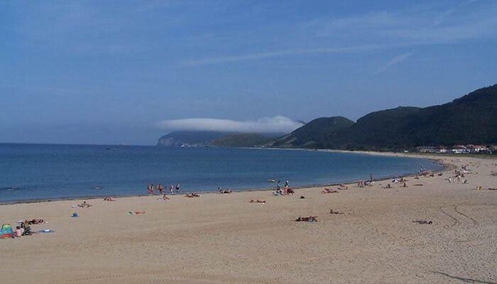Playa de Trengandín (ZONA HABILITADA)
