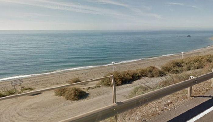 Playa de la Rana