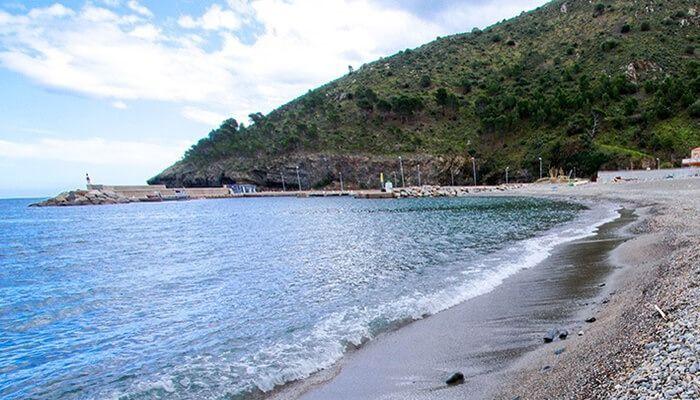 Playa de les Portes