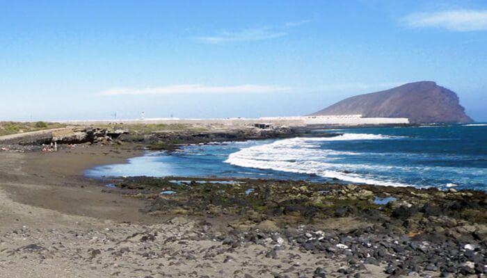 Playa del Horno o El Confital