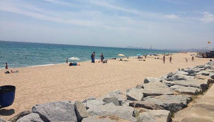 Playa El Masnou