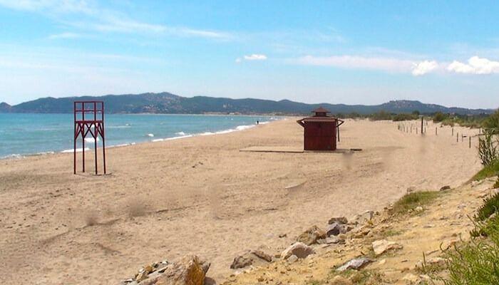 Playa Playa Els Griells- L'estartit