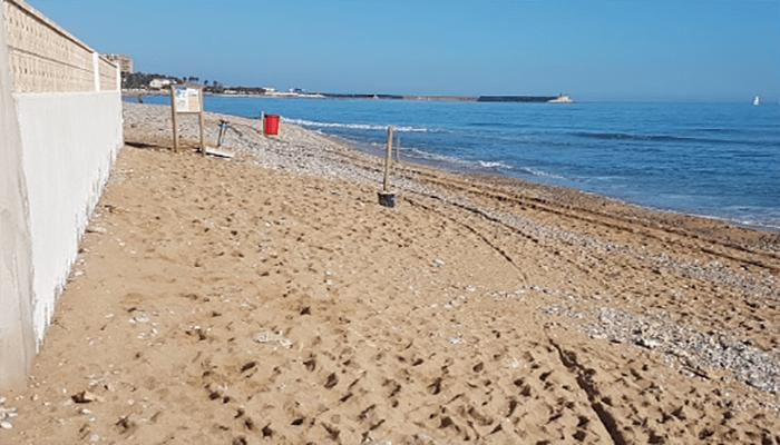Playa El Barranquet