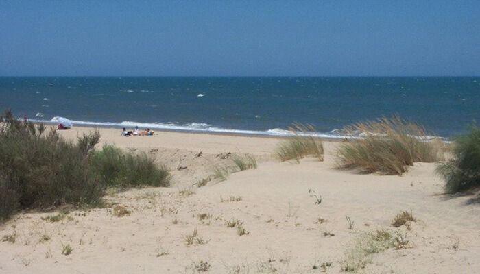 Playa Canina de Santa Pura