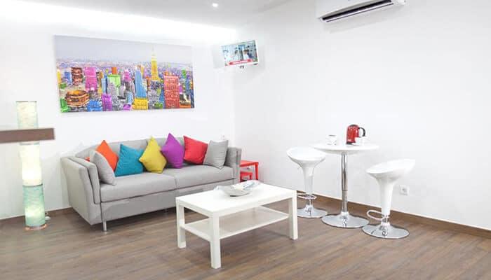 Apartamentos Color Suites Alicante