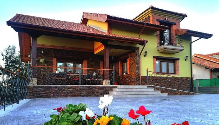 Apartamentos Rurales La Aguilerina