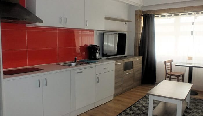 Apartamentos turísticos Fermont