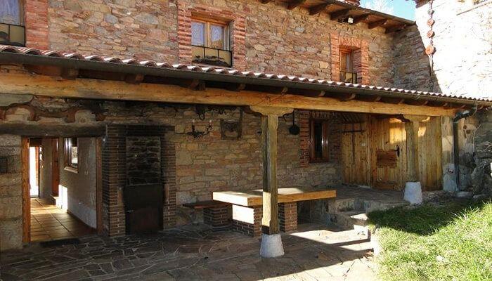 Casa Rural Cola De Caballo