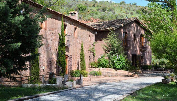 Casa Rural El Molino del Serio