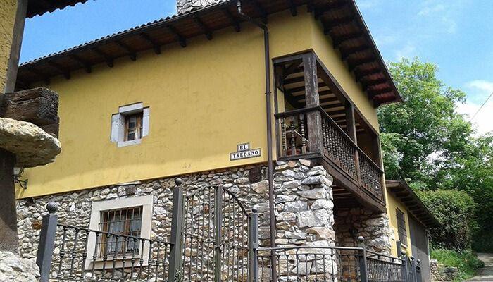 Casa Rural El Trebano