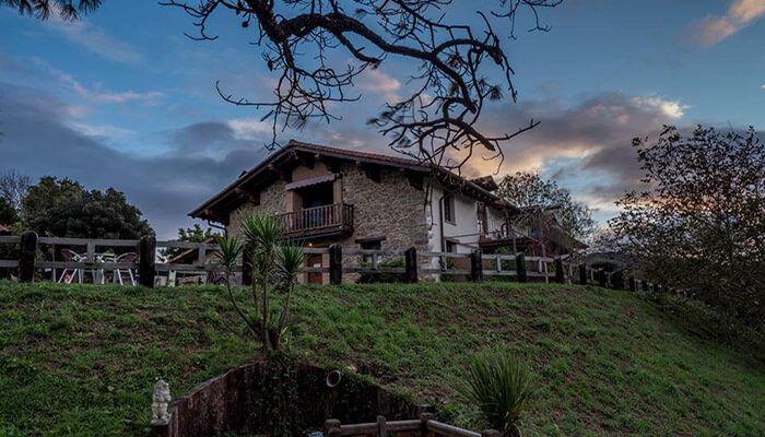 Casa Rural Gurelur Landetxea