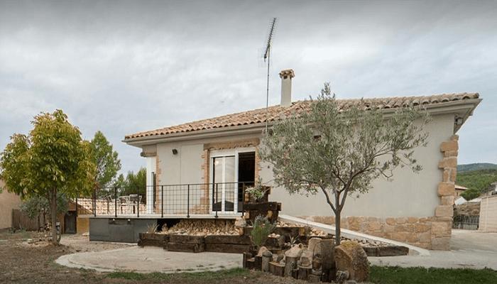Casa Rural Murillo el Fruto Arragueta