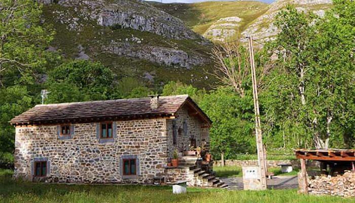 Casa Rural Río Lunada I y II.