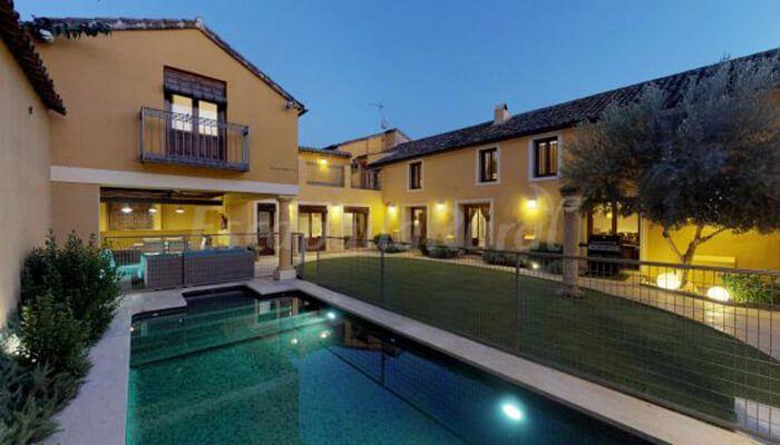 Casa Rural en Toledo de Lujo Villa Cornelius