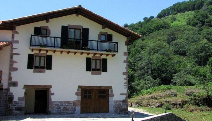 Casa rural Ortxixenea