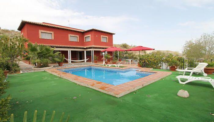 Casa rural mirador de Aranjuez
