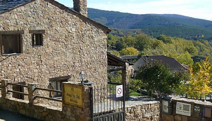 Casa rural, restaurante y spa El Huerto del Abuelo