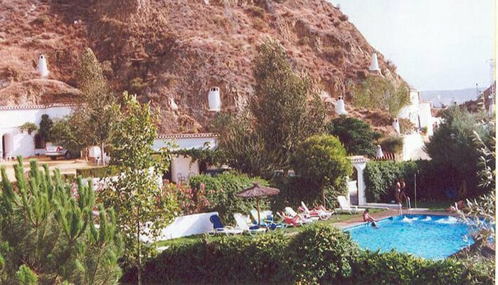 Cuevas Al Jatib