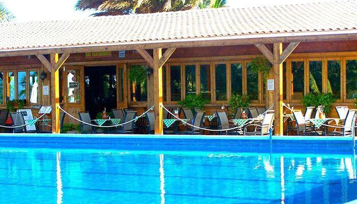Hotel El Rancho los Montesinos