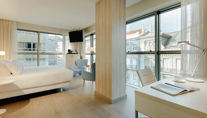 Hotel Hesperia A Coruña Centro
