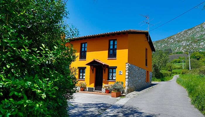 Casa de Aldea Peña Careses
