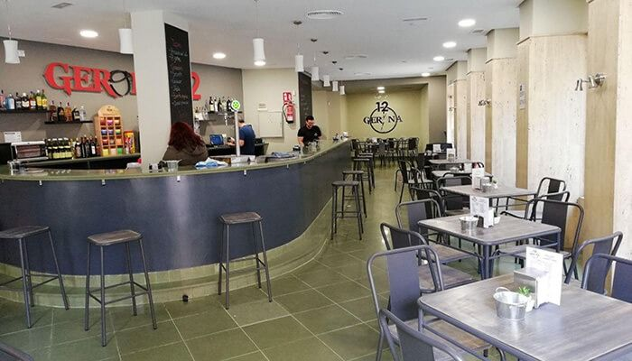 Cafetería Gerona 12