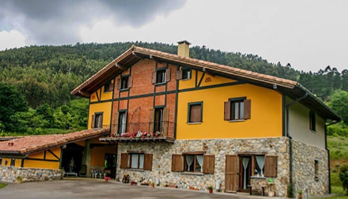 Eco Hotel Rural Angiz