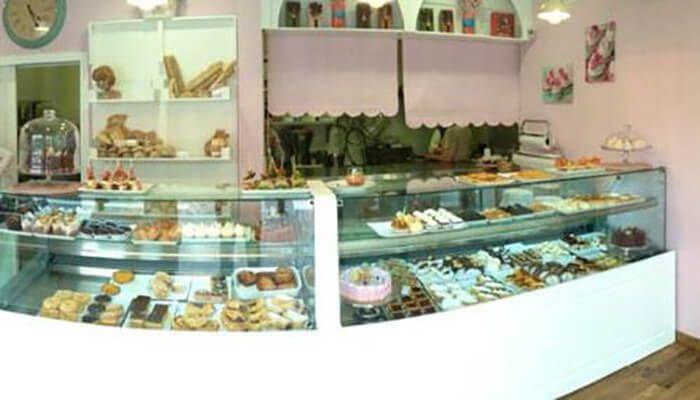 Go cafeteria Pasteleria