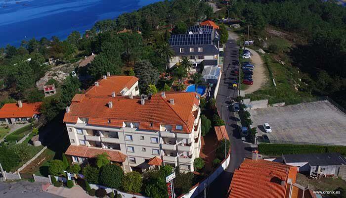 Hotel - Apartamentos Bosque Mar