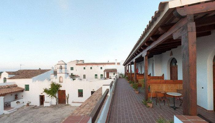 Hotel El Palomar de la Breña