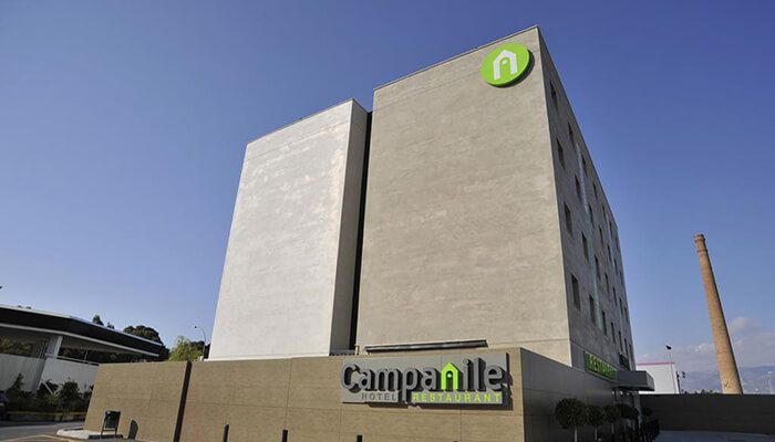 Hotel Restaurant Campanile Malaga Airport